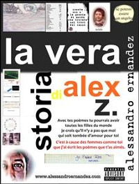 Cover La Vera Storia di Alex Z.