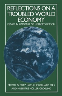 Cover Reflections on a Troubled World Economy
