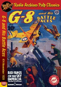 Cover G-8 and His Battle Aces #74 November 193