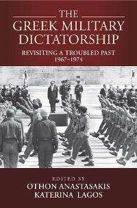 Cover The Greek Military Dictatorship