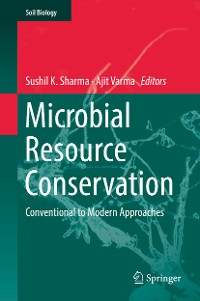 Cover Microbial Resource Conservation