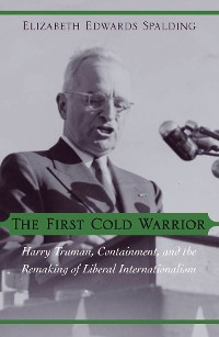 Cover The First Cold Warrior