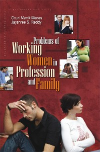 Cover Problems of Working Women in Profession and Family