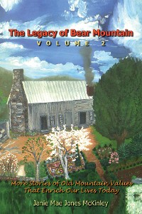 Cover The Legacy of Bear Mountain, Volume 2