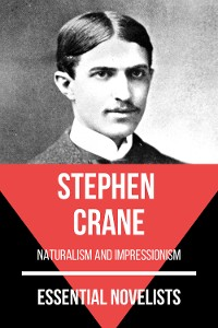 Cover Essential Novelists - Stephen Crane