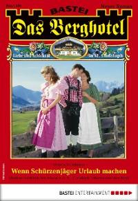 Cover Das Berghotel 186 - Heimatroman