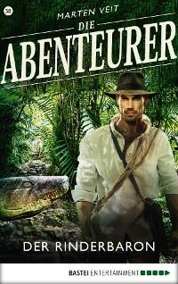 Cover Die Abenteurer - Folge 38