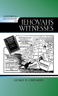 Cover Historical Dictionary of Jehovah's Witnesses
