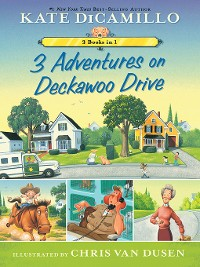 Cover 3 Adventures on Deckawoo Drive