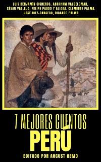 Cover 7 mejores cuentos - Perú