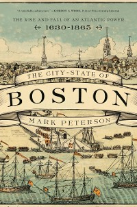 Cover The City-State of Boston