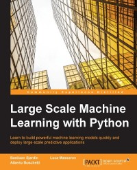 Cover Large Scale Machine Learning with Python
