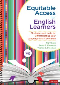Cover Equitable Access for English Learners, Grades K-6
