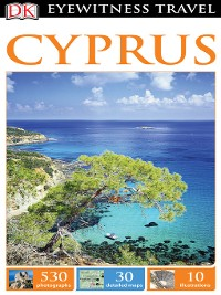 Cover DK Eyewitness Travel Guide Cyprus