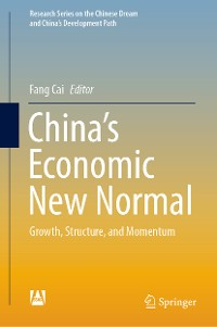 Cover China's Economic New Normal