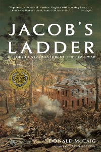 Cover Jacob's Ladder: A Story of Virginia During the War