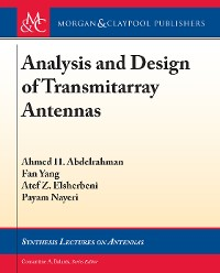 Cover Analysis and Design of Transmitarray Antennas