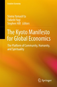 Cover The Kyoto Manifesto for Global Economics
