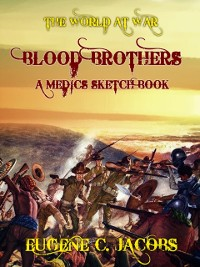 Cover Blood Brothers A Medics Sketch Book