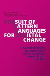 Cover Pursuit of Pattern Languages for Societal Change - PURPLSOC