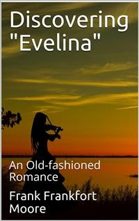 "Cover Discovering ""Evelina"" / An Old-fashioned Romance"