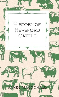 Cover History of Hereford Cattle