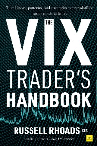 Cover The VIX Trader's Handbook