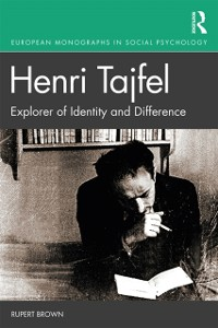 Cover Henri Tajfel: Explorer of Identity and Difference