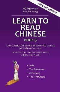 Cover Learn to Read Chinese, Book 3