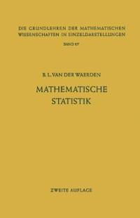 Cover Mathematische Statistik