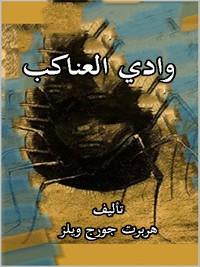 Cover وادي العناكب