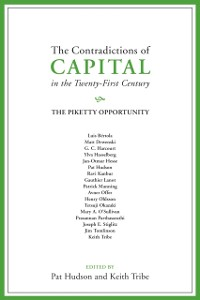 Cover Contradictions of Capital in the Twenty-First Century