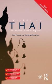 Cover Colloquial Thai