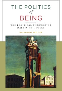 Cover The Politics of Being