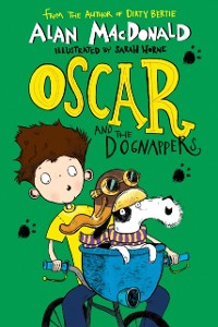 Cover Oscar and the Dognappers