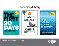 Cover Harvard Business Review Leadership Library: The Executive Collection (12 Books)