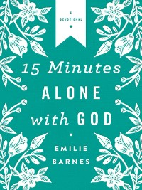 Cover 15 Minutes Alone with God Deluxe Edition