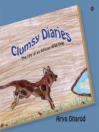 Cover Clumsy Diaries