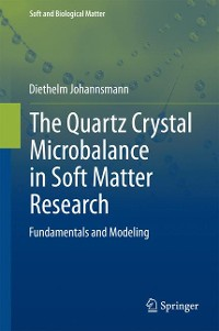 Cover The Quartz Crystal Microbalance in Soft Matter Research