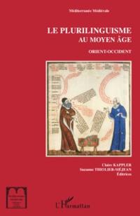 Cover Le plurilinguisme au Moyen Age