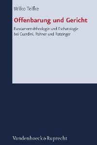 Cover Offenbarung und Gericht