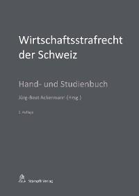 Cover Wirtschaftsstrafrecht der Schweiz