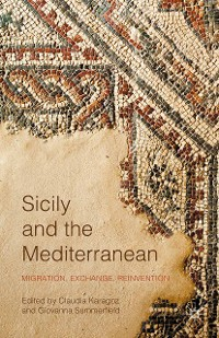 Cover Sicily and the Mediterranean