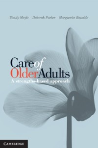 Cover Care of Older Adults