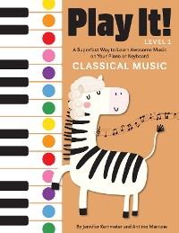 Cover Play It! Classical Music