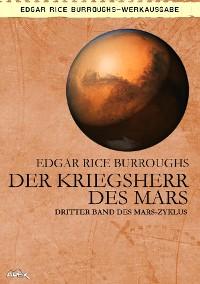 Cover DER KRIEGSHERR DES MARS