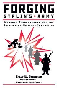 Cover Forging Stalin's Army