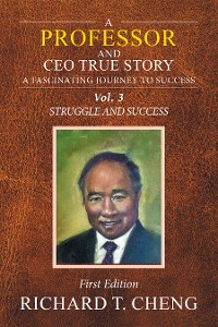 Cover A Professor and Ceo  True Story