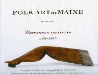 Cover Folk Art in Maine