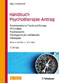 Cover Handbuch Psychotherapie-Antrag